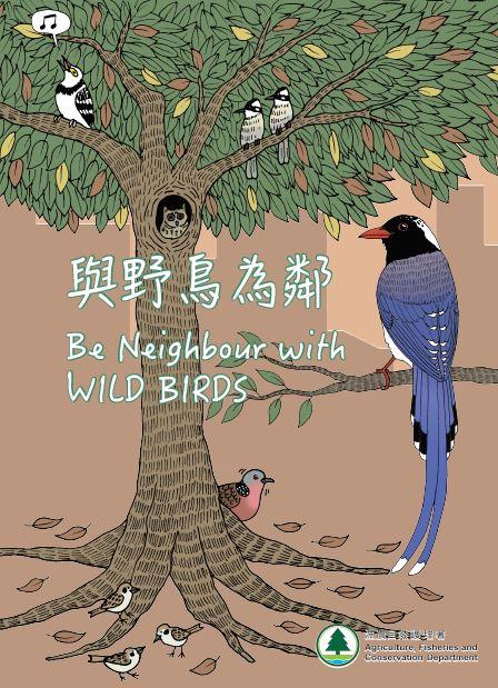 与 野 鸟 为 邻 - 单 张