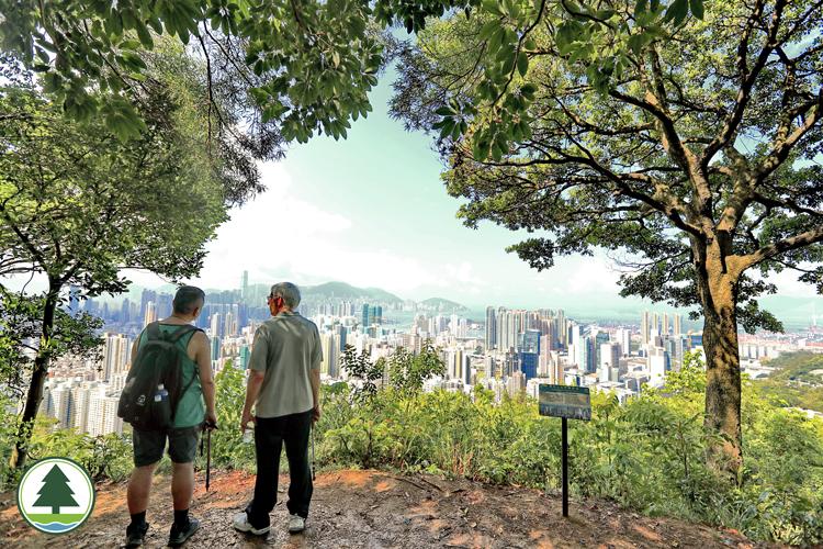 鹰巢山自然教育径