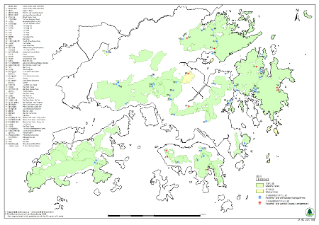 map of toliet