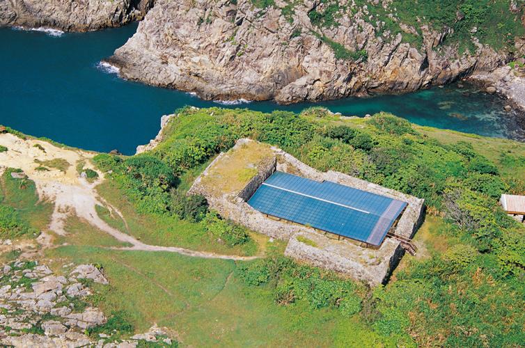 东龙洲炮台